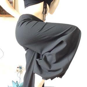 Bloomingdale's Pants - Cop. Copine Black Billow Genie Pants